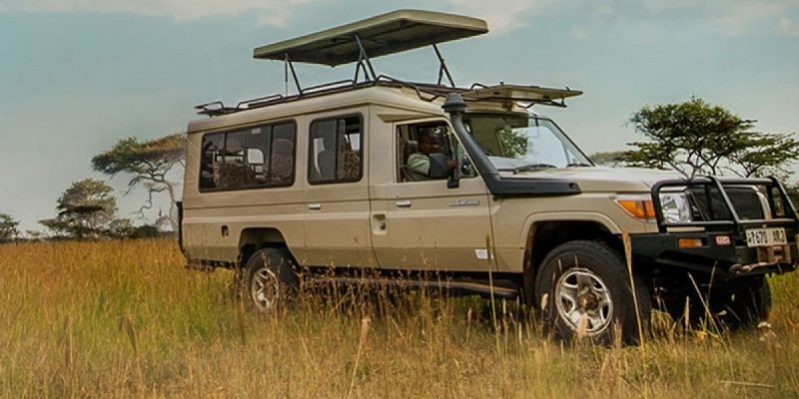 Top 4 4×4 Cars To Hire Uganda For A Comfortable Park Trip
